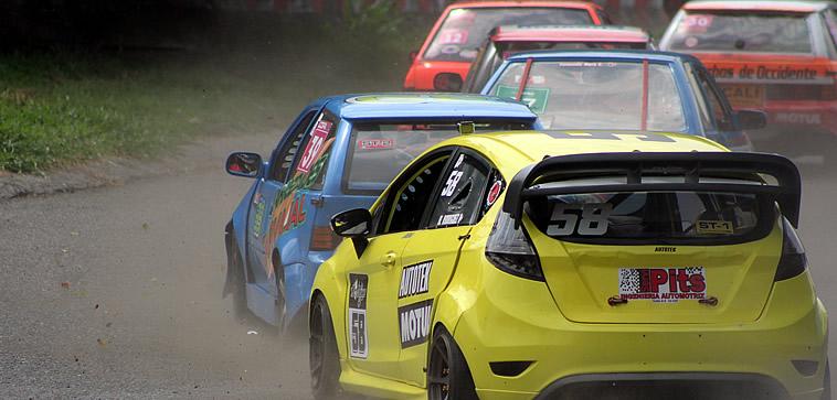 Culminó la temporada de automovilismo regional en Cavasa