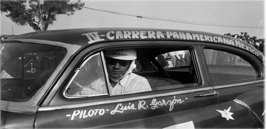 Pilotos colombianos y sus hazañas en los inicios de la Carrera Panamericana de México