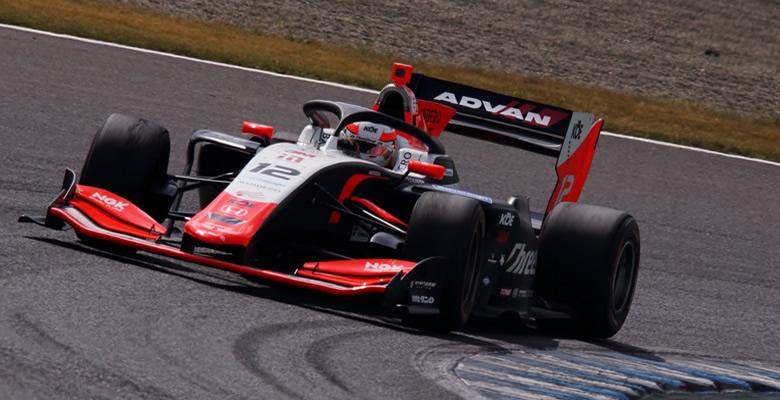Desafiante inicio de temporada de Tatiana Calderón en la Super Fórmula Japonesa