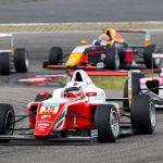 Sebastián Montoya disputó fecha de la F4 Alemana en Hockenheim