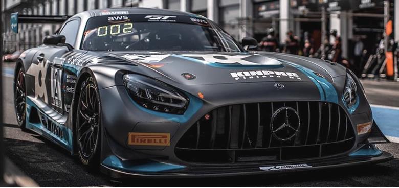 Oscar Tunjo buscará otro podio en la Silver Cup este fin de semana en Zandvoort