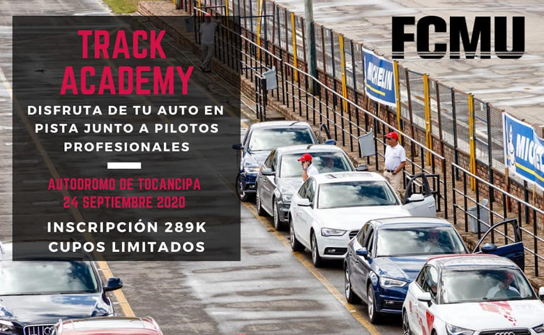 Lee más sobre el artículo La FCMU realizará un Track Academy para promover la práctica del automovilismo y la conducción segura