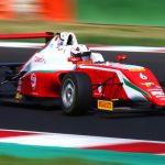 Sebastián Montoya se mantiene en el Top Ten del Campeonato Italiano de F4