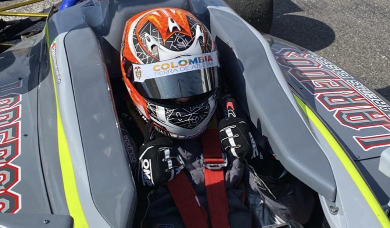 El piloto Lucas Medina confirma temporada en el FIA Nacam F4