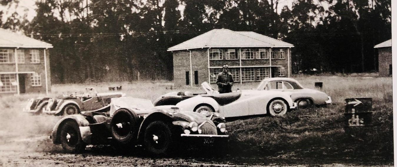 Primeros Circuitos – Años 50 – Historia del Automovilismo Colombiano