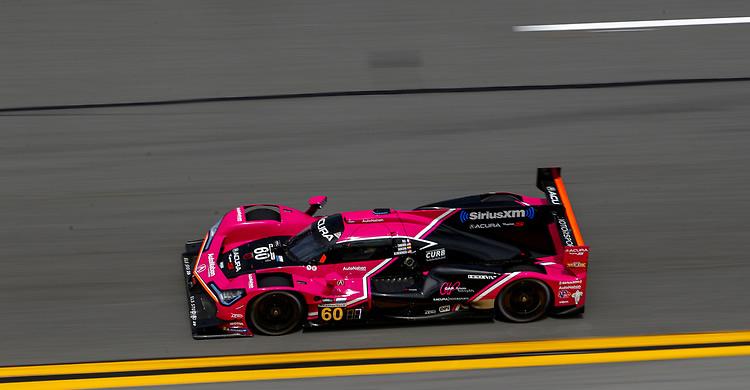 Juan Pablo Montoya corre este sábado las 12 Horas de Sebring con Meyer Shank Racing