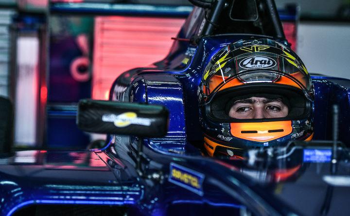 Cram Motorsports confirma temporada 2021 con el piloto colombiano Nicolás Baptiste