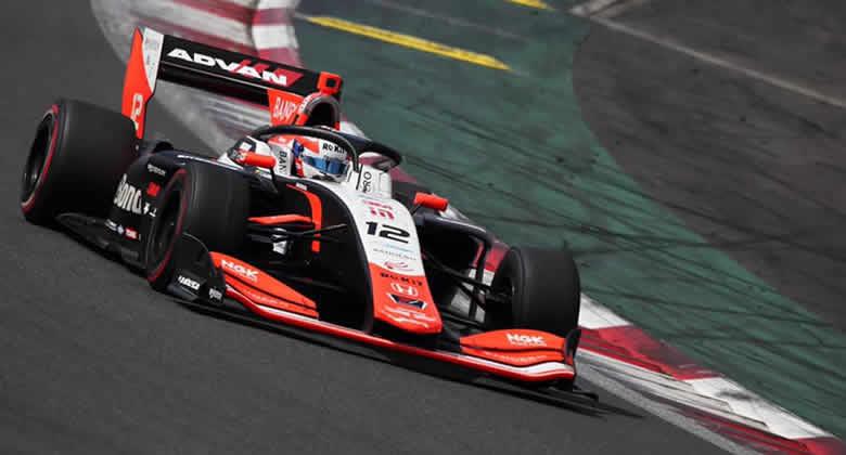 Tatiana Calderón inició temporada de la Súper Fórmula Japonesa en Fuji