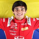 Cosecha de podios para los pilotos colombianos el fin de semana en Europa