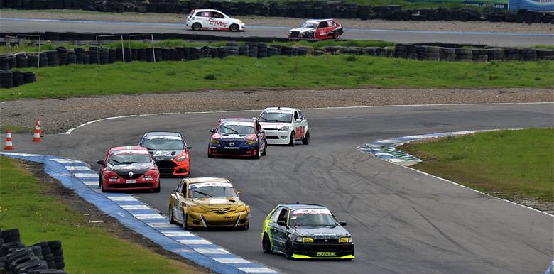 Este sábado 26 de junio se corren las fechas dos y tres del Campeonato TC 2000 Colombia