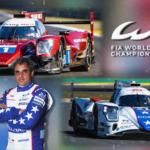 Juan Pablo Montoya y Tatiana Calderón corren las 8 Horas de Portimao del FIA WEC