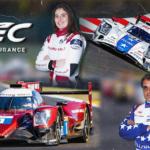 Juan Pablo Montoya y Tatiana Calderón P.6 y P.8 en LMP2 en las 6H de Monza del FIA WEC