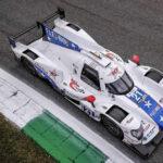 Juan Pablo Montoya corrió las 4 H de Monza del ELMS como preparación para la 3ra cita del FIA WEC