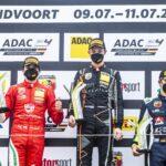 Con doble podio se despide Sebastián Montoya de Zandvoort