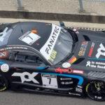 Oscar Tunjo correrá este fin de semana las 24 Horas de Spa-Francorchamps