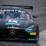 Oscar Tunjo listo para la batalla del fin de semana por la Copa Plata del Campeonato Sprint del GTW Ch Eu en Brands Hatch