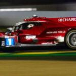 Temprano retiro de Tatiana Calderón en las 24 H de Le Mans 2021