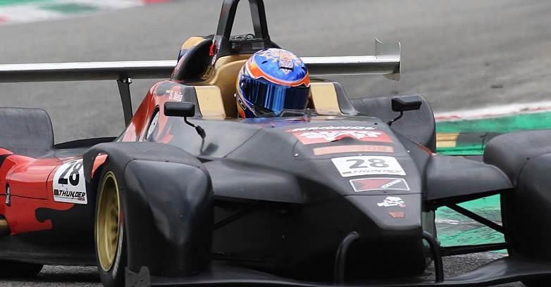 Santiago Mejía reinicia los motores en el Sport Prototipos de Italia